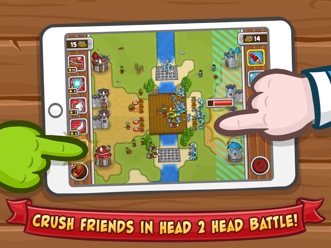 Castle Raid 2 screenshot 2
