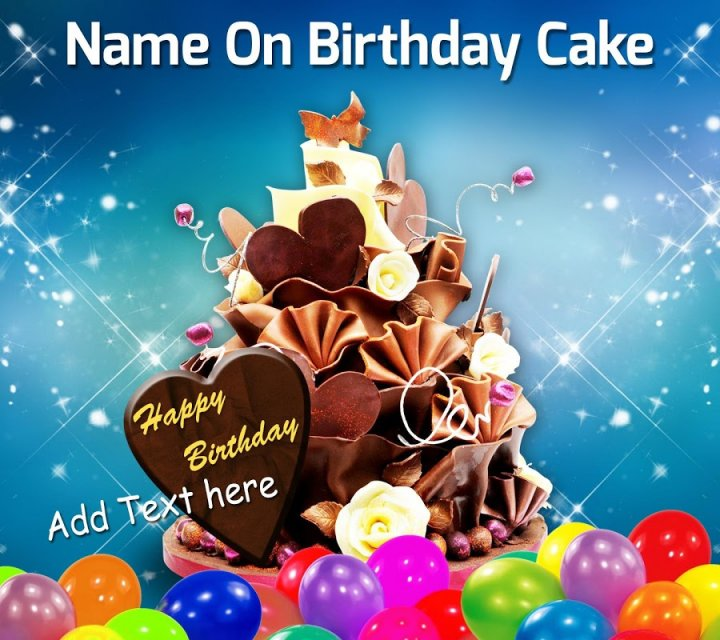 Birthday Cake Live Images ~ Name on birthday cake download apk for android aptoide