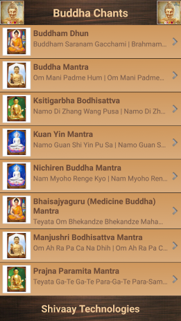 Buddha Chants 1 0 0 Download APK for Android - Aptoide
