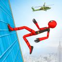 Spider Stickman Rope Hero Game