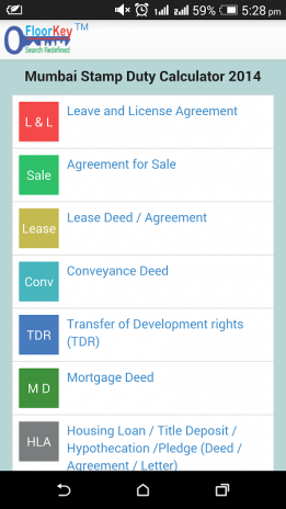 Mumbai Stamp Duty Calc 2015 1013 Download Apk For Android Aptoide