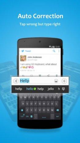 go keyboard arabic apk download