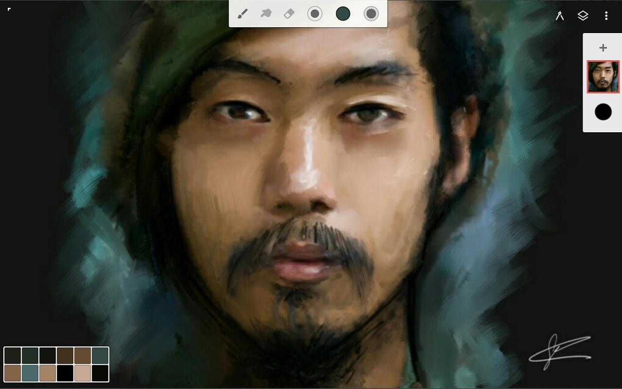 Infinite Painter screenshot 3