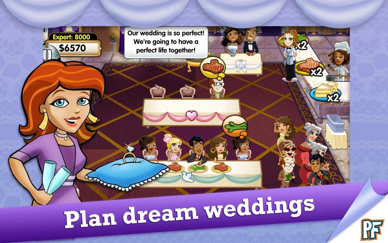 Wedding Dash screenshot 2
