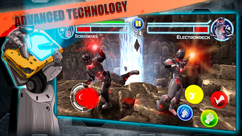 Steel Street Fighter 🤖 Robot boxing game 2 5 1 Download APK for