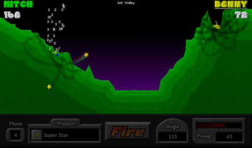 Pocket Tanks screenshot 20