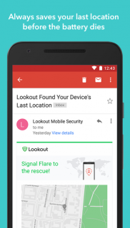 Lookout Security & Antivirus 10 28-6255a55 Download APK for