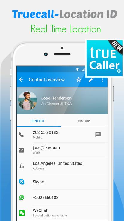 Truecaller Name & Location ID screenshot 2