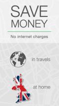 MAPS.ME Offline Map+Navigation Screenshot