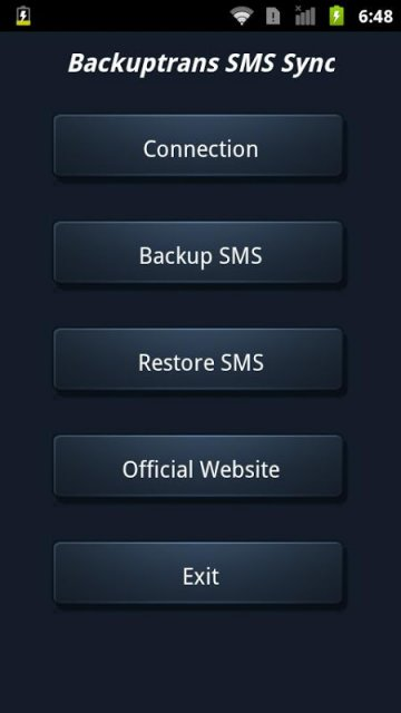 Backuptrans android whatsapp transfer full - 90fb6