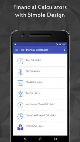 Ray Financial Calculator Pro 4 Загрузить APK для Android