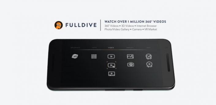 4459e9073d52 Fulldive VR - Virtual Reality 4.9.7d Baixar APK para Android - Aptoide