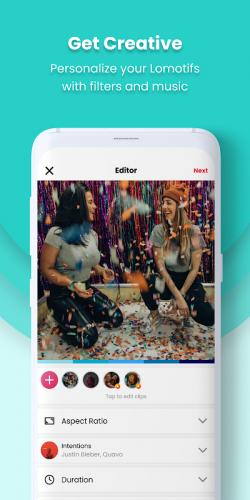 Lomotif: Social Video Platform screenshot 3