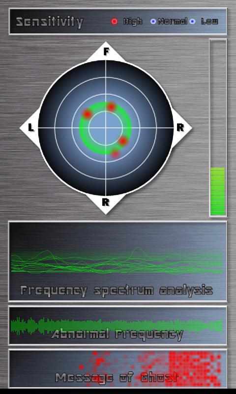 Ghost Detector 3DV screenshot 2