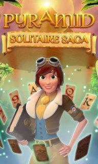 Pyramid Solitaire Saga screenshot 6
