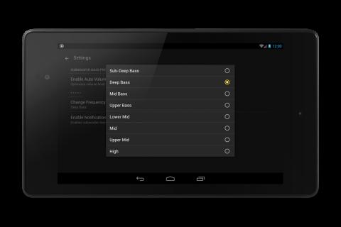 Subwoofer Bass Ad-Free screenshot 1
