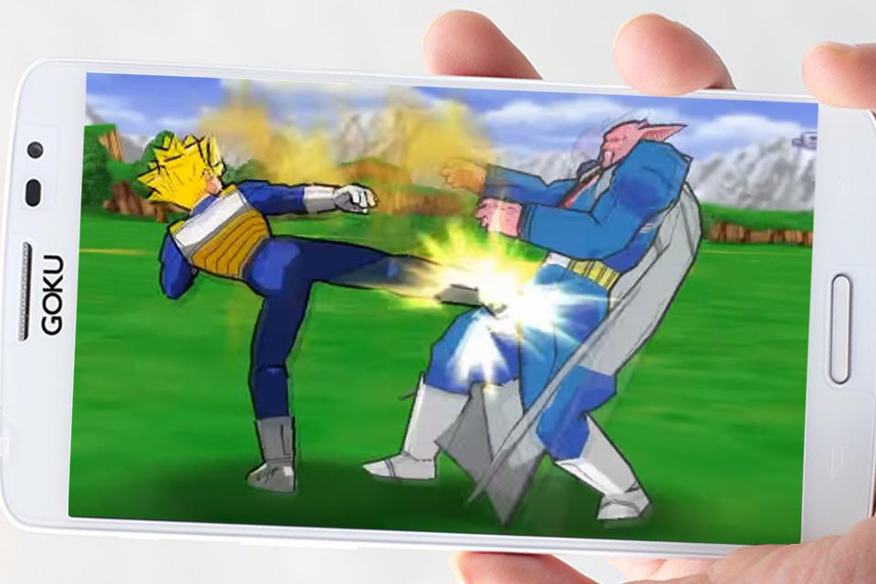 Shin Budokai 2: Goku Saiyan Z screenshot 1