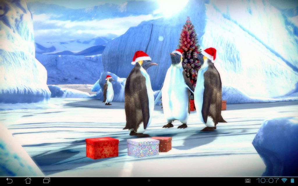 christmas edition penguins 3d download apk for android aptoide
