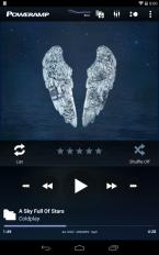 poweramp music player trial screenshot 8