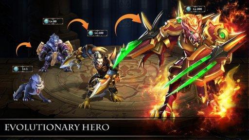 Trials of Heroes: Idle RPG screenshot 3