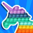 Pop it fidget toys - Simple dimple popit