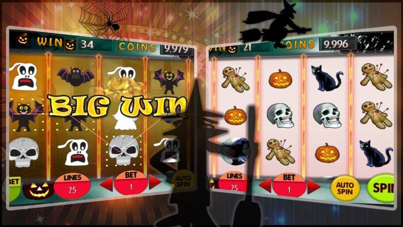 777 halloween fortune slots screenshot 5