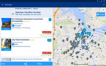 Booking.com Hotel Reservations Screenshot