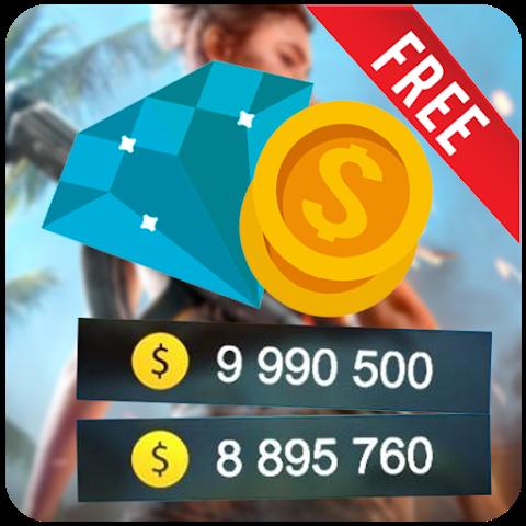 Diamond Free Fire Calc Free screenshot 1