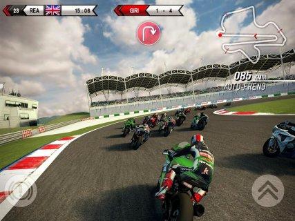 SBK15 Official Mobile Game screenshot 13