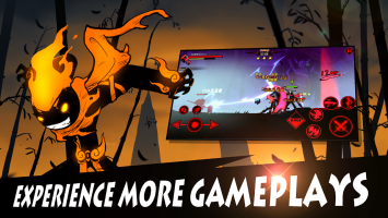 League of Stickman 2-Sword Demon Screen