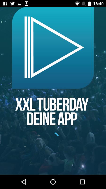 XXL TuberDay (official) screenshot 1