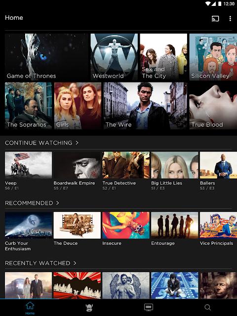 HBO screenshot 5