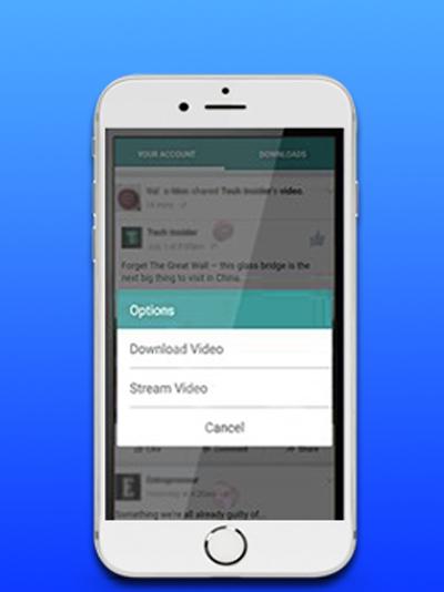 Fast Video Downloader for Facebook screenshot 1