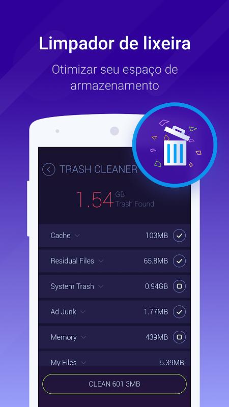 DU Speed Booster (Cleaner) screenshot 2