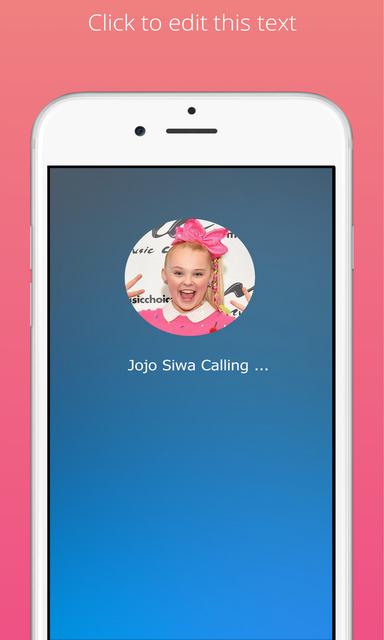 JojoSiwa Call Prank screenshot 2
