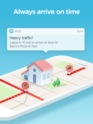 Waze - GPS, Maps, Traffic Alerts & Sat Nav screenshot 3