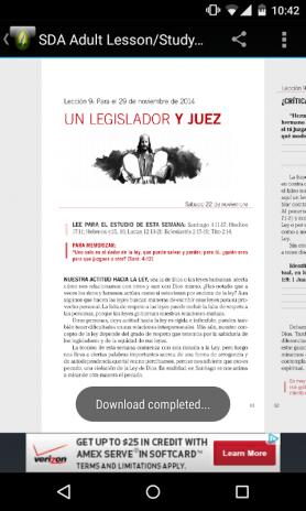 SDA Lección de Adultos 3.0 Descargar APK para Android - Aptoide