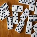 klassischen Dominospiel