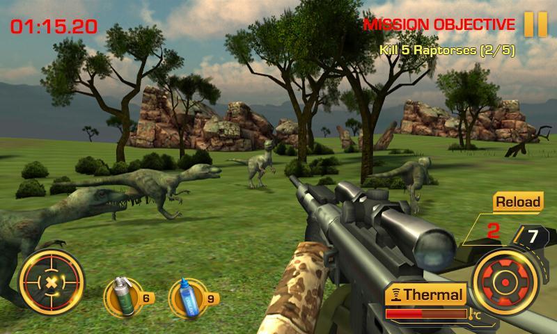 chasseur sauvage 3d mod apk