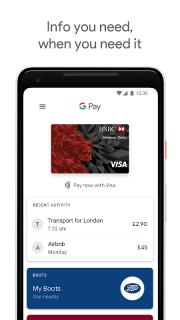 Google Pay screenshot 5