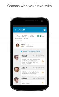 BlaBlaCar, Trusted Carpooling screenshot 6