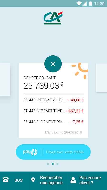 Ma Banque screenshot 2