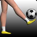 Real 3D Football Juggling