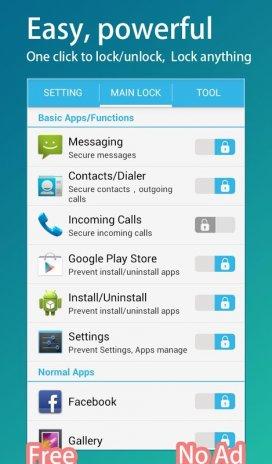 HI App Lock (Disguise plugin) 1 1 Download APK for Android