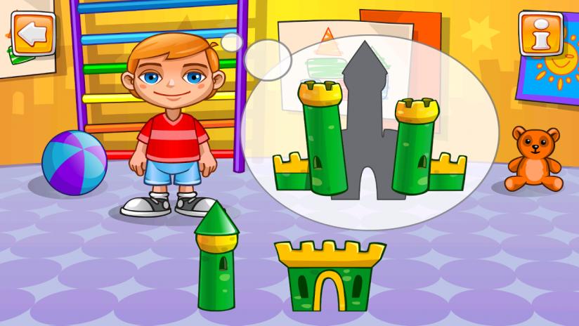 Juegos para niños Casa de Jack 1.0 Descargar APK para Android - Aptoide