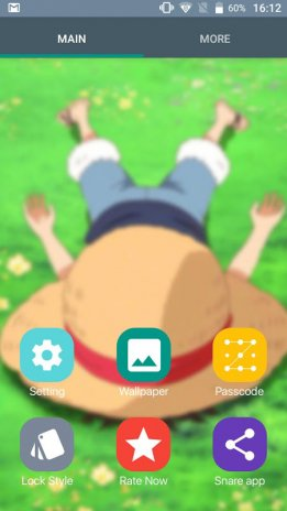 Luffy Pirate Pattern Lock Screen 1 0 Download APK for Android - Aptoide