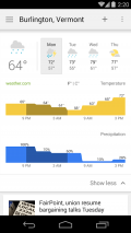 News and Weather - 1.2.02 - RC2 Screenshot
