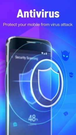 Super Cleaner - Antivirus, Booster, Phone Cleaner 1 8 4