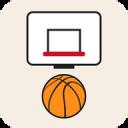 Basketball messenger game