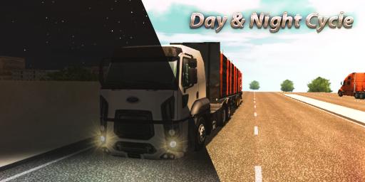 Truck Simulator : Europe screenshot 3